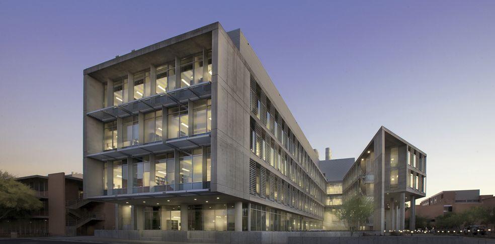 Perkins and Wills, ASU Interdisciplinary Science and