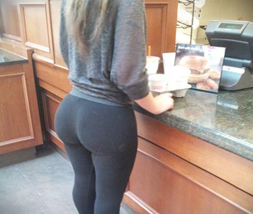 Ass butt candid