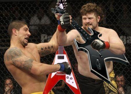 Roy Nelson & Brendan Schaub   UFC   My Fav UFC Fighter   Mma