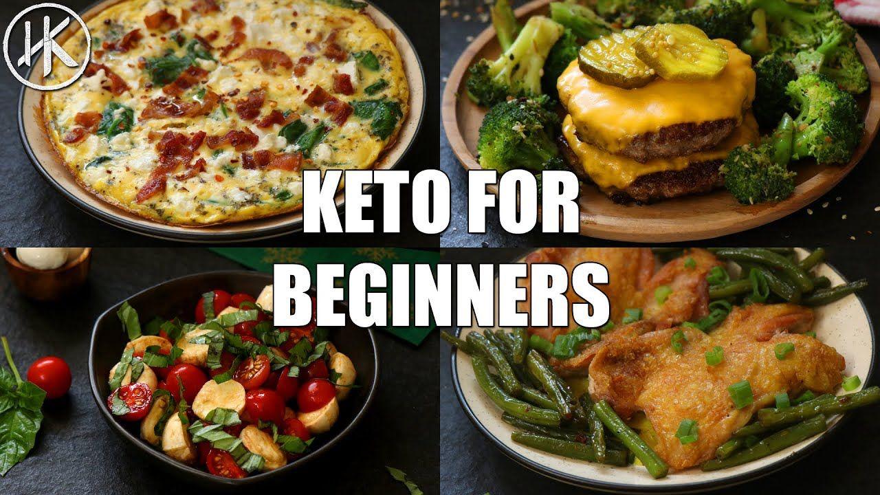 Keto for beginners – Ep 2 – How to start the Keto diet | Free Keto meal plan | Keto Basics