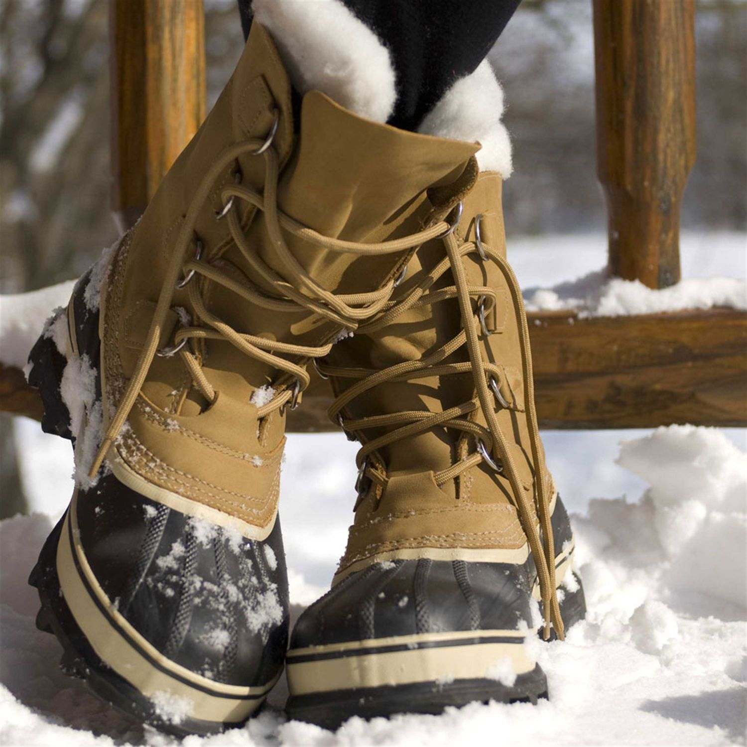 e4dcb7fc0dd Women's Sorel Caribou Boots - Duluth Trading | Fashion | Winter ...