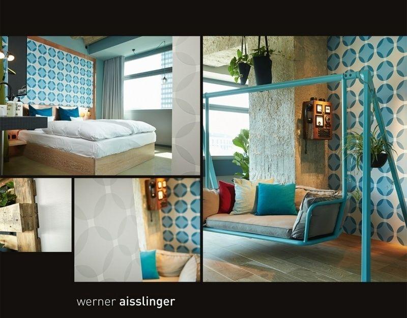 Living Walls Behang.Behang Living Walls Werner Aisslinger 95579 1 Behang