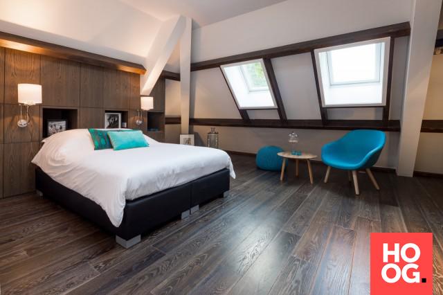Luxe Slaapkamer Kast : Slaapkamer inrichten met luxe bed eikenhouten kast