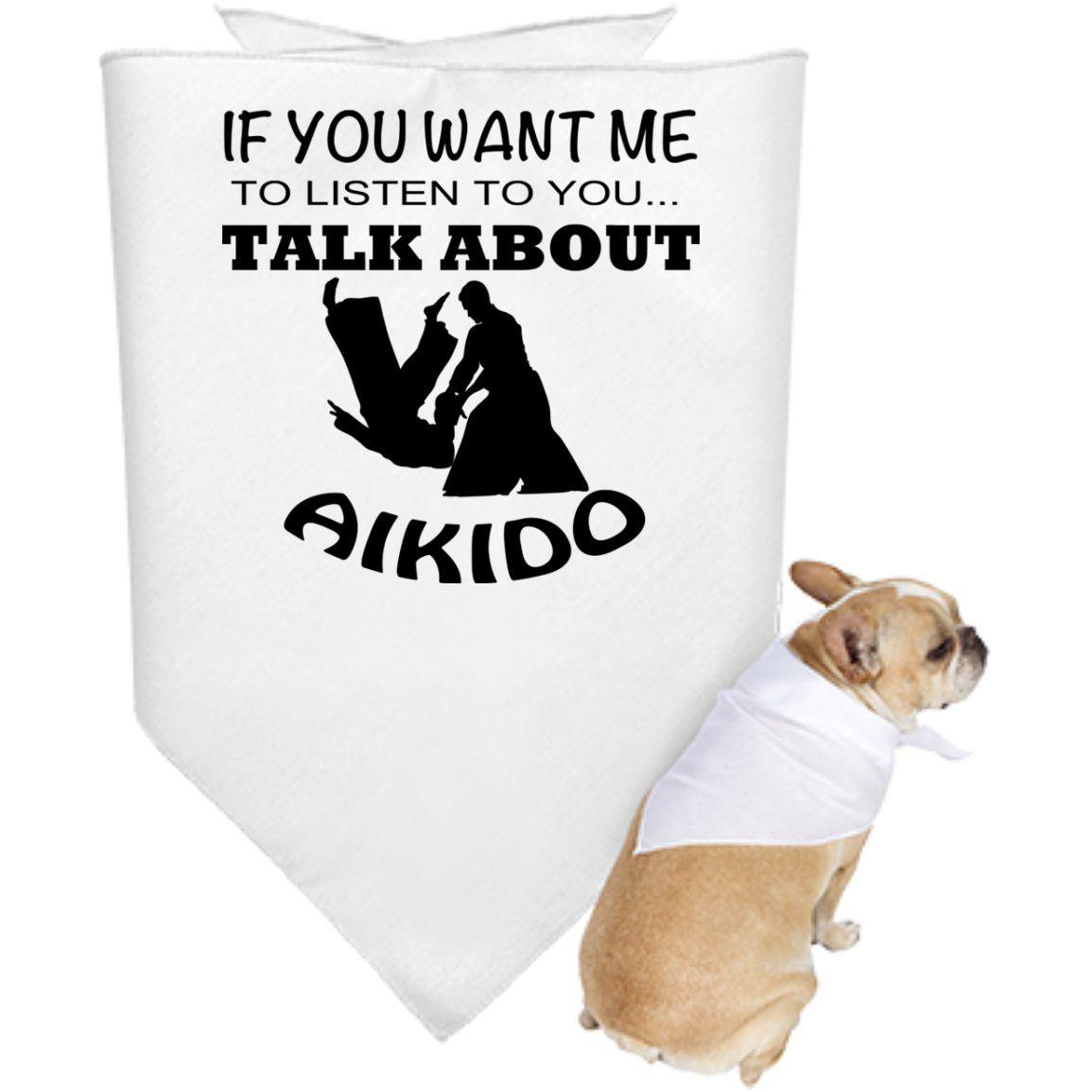 Aikido dog