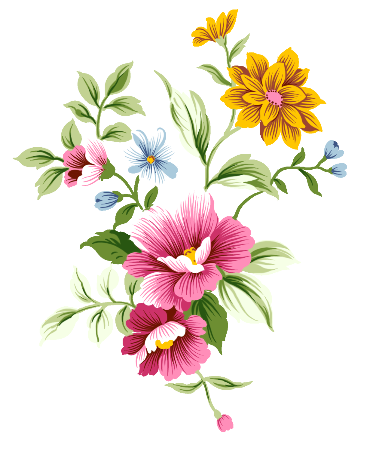 145dc 0120060073 Png 1271 1500 Pretty Flower Art Flower Png Images Flower Clipart
