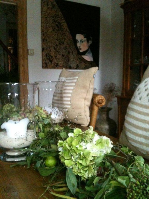hortensien mit efeu schleierkraut windlichter fertig blumen pinterest schleierkraut. Black Bedroom Furniture Sets. Home Design Ideas