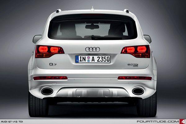 Audi Q7 V12 Tdi Quattro Audi Q7 Audi Audi Q7 Tdi