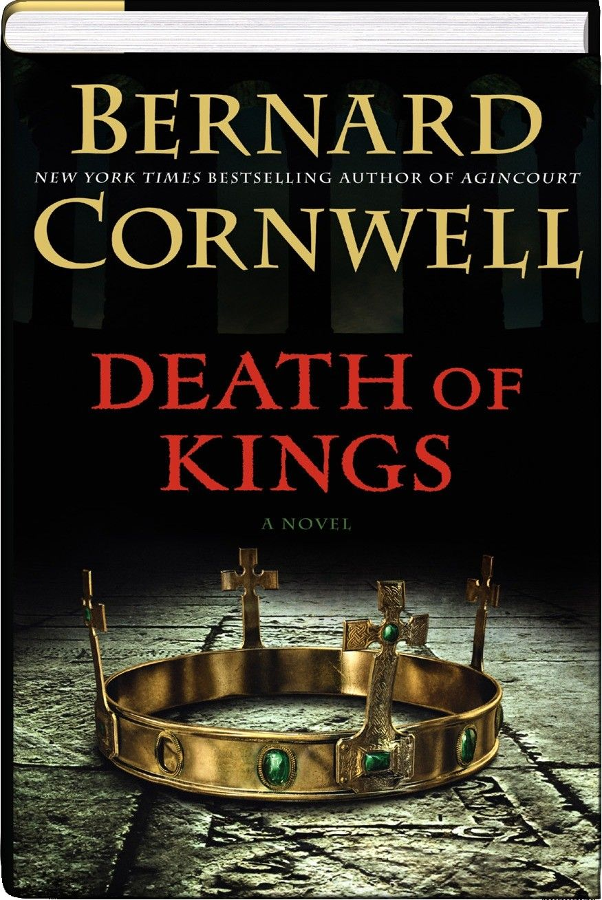 """Death of Kings - """"An uneasy peace prevails between the Danes and the Saxons at the start of Death of Kings, but Uhtred knows it's only the calm before the storm. The Danes are plotting, King Alfred the Great is dying, and it's only a matter of time before another Viking invasion rips through the heart of England.The sixth volume in Bernard Cornwell's epic Saxon Tales series, Death of Kings is a story of divided loyalties and mounting chaos. Uhtred-a Saxon-born yet Viking-raised warrior-still…"""