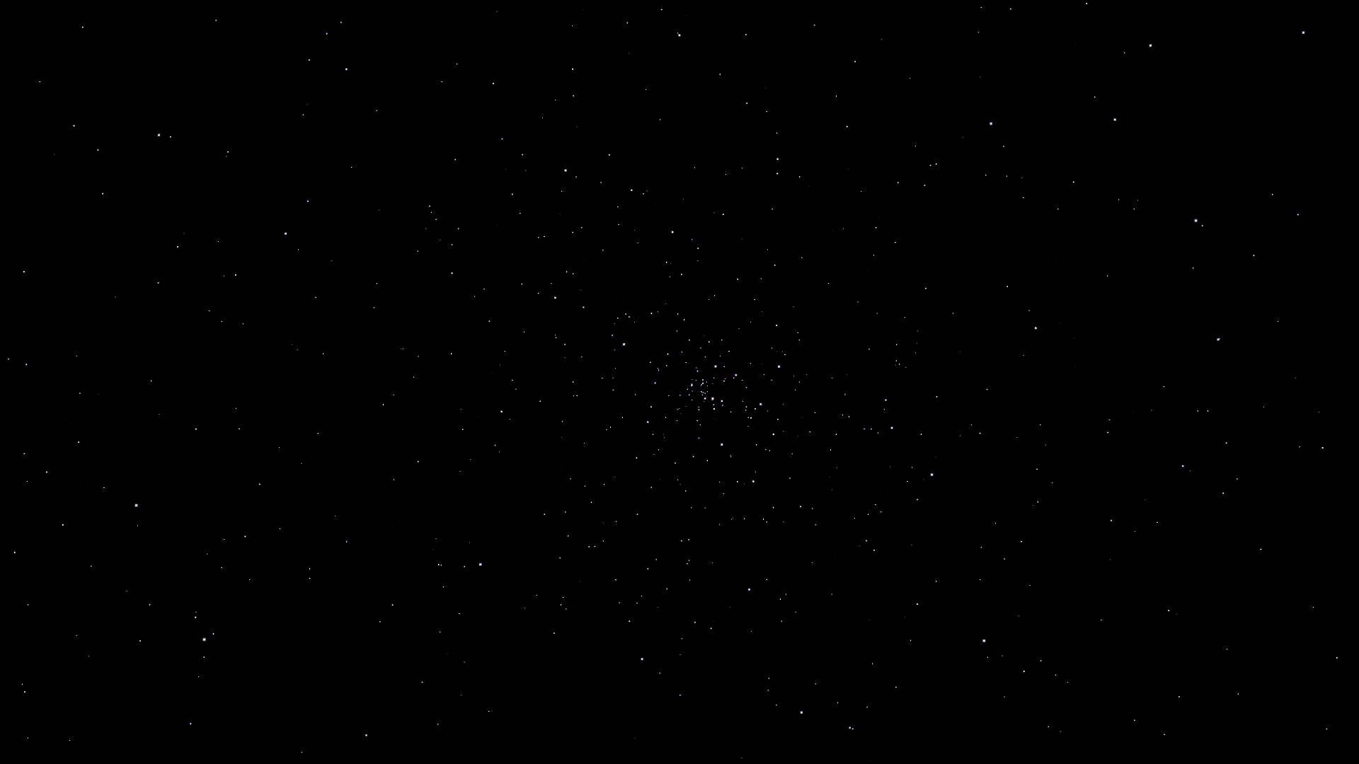 Wallpaper i made out of the CubeWorld night sky [1920x1080