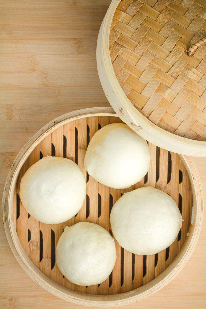 Mantou - Der chinesische Hefekloß - Colors of Food