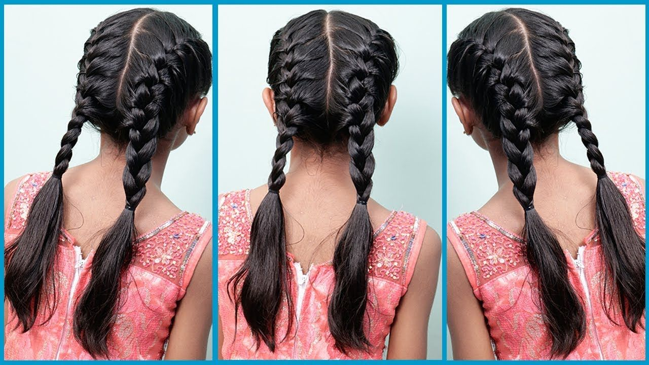 Latest Hairstyles For Parties Easy And Cute Hairstyle For Summer Lat Summer Hairstyles Latest Hairstyles Hair Styles