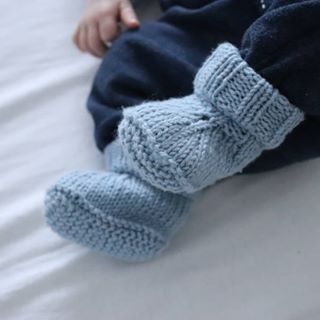 Photo of Project: A jacket for the little one – On the needles in October | Ines str …