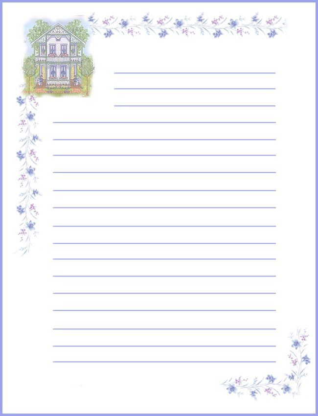ЯндексФотки Lined stationery Pinterest Writing paper - free lined stationery