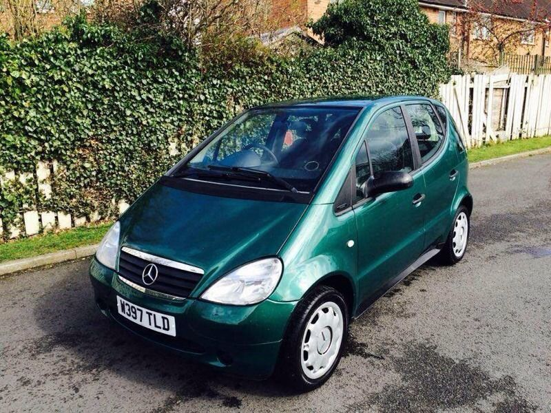 Mercedes A160 1.6 for sale 12 MONTHS MOT United
