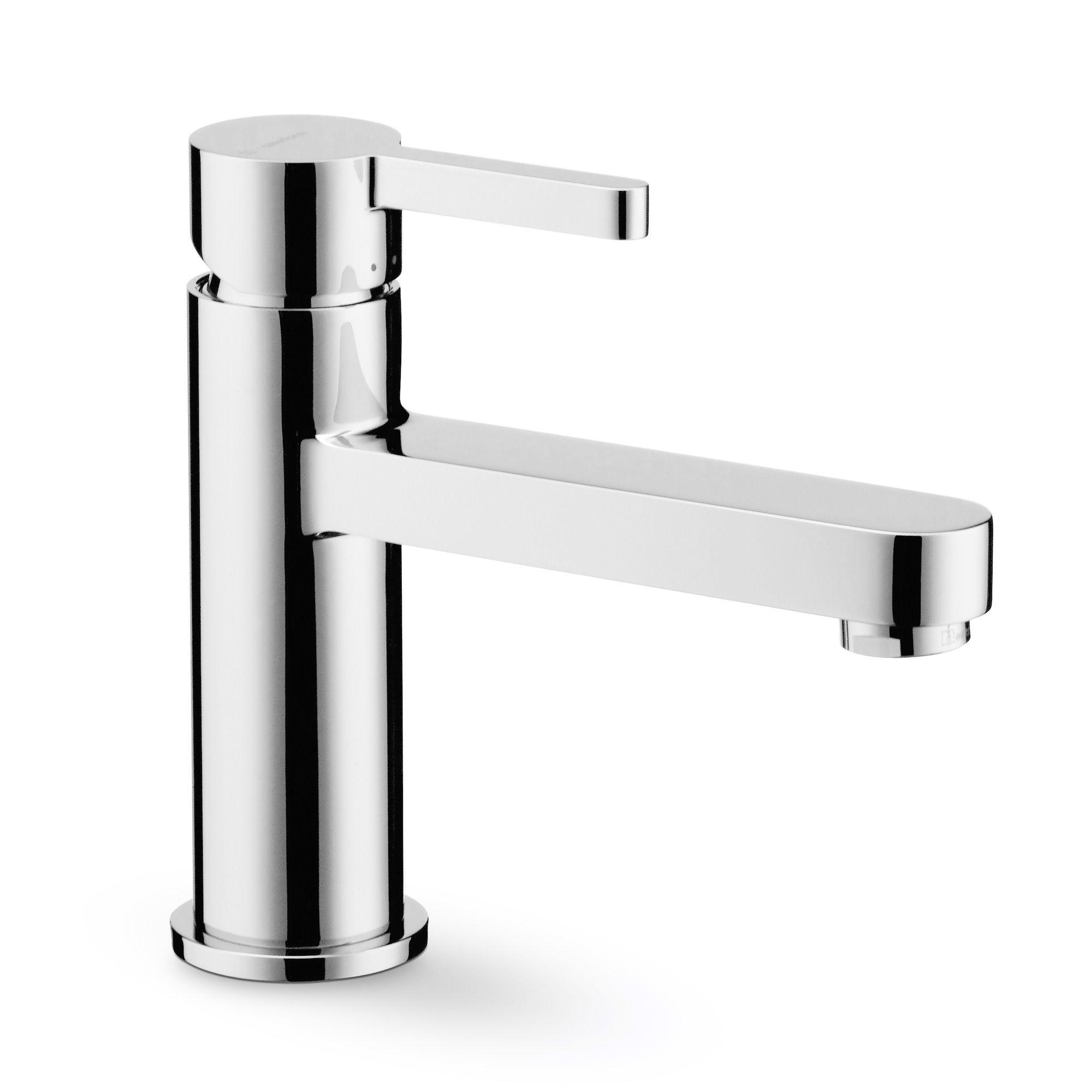 newform ergo 65812 single lever basin mixer without pop-up waste set ...