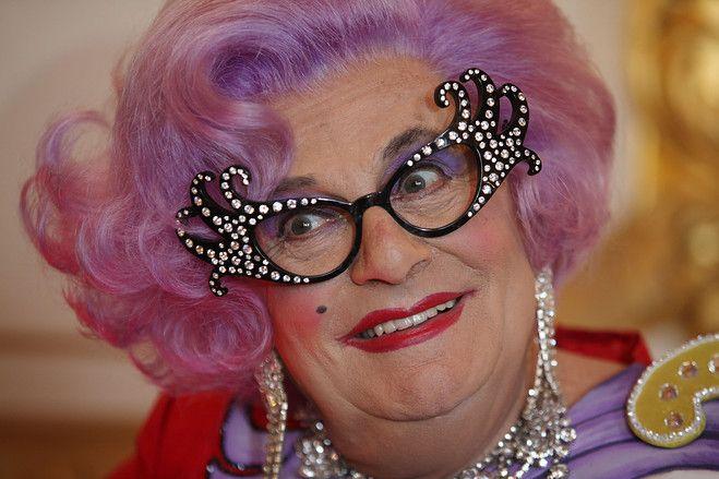 Dame Edna Reading Glasses