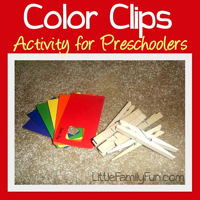 Fun game learning colors with little ones!