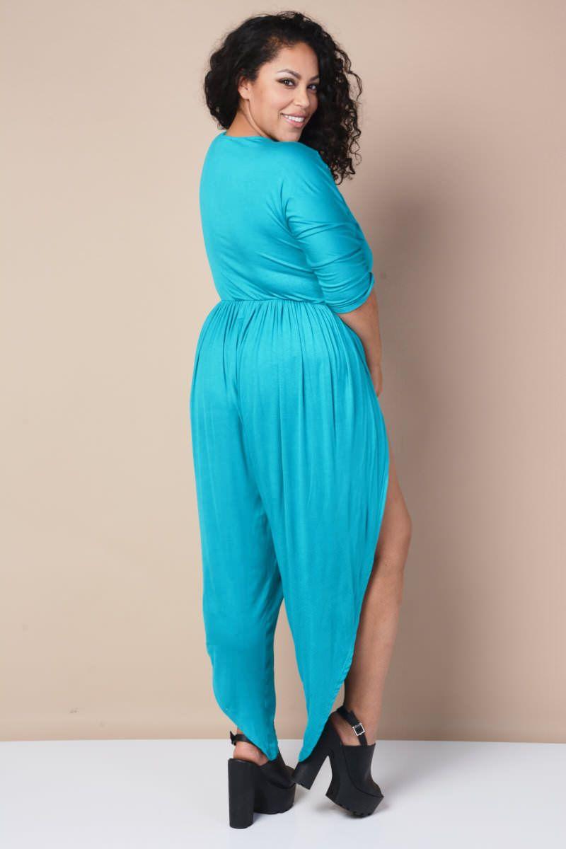 8663e6f2cd19 Shop Plus Size Rompers   Jumpsuits − GS-LOVE