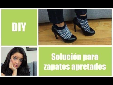 Tip Para Que Tus Zapatos No Te Aprieten Me Lo Dijo Lola Cómo Agrandar Zapatos Zapatos Zapatos Nuevos