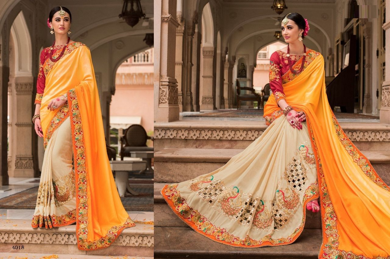 Pin By Jahnara Collections On Fanciable Sarees Amp Lehengas