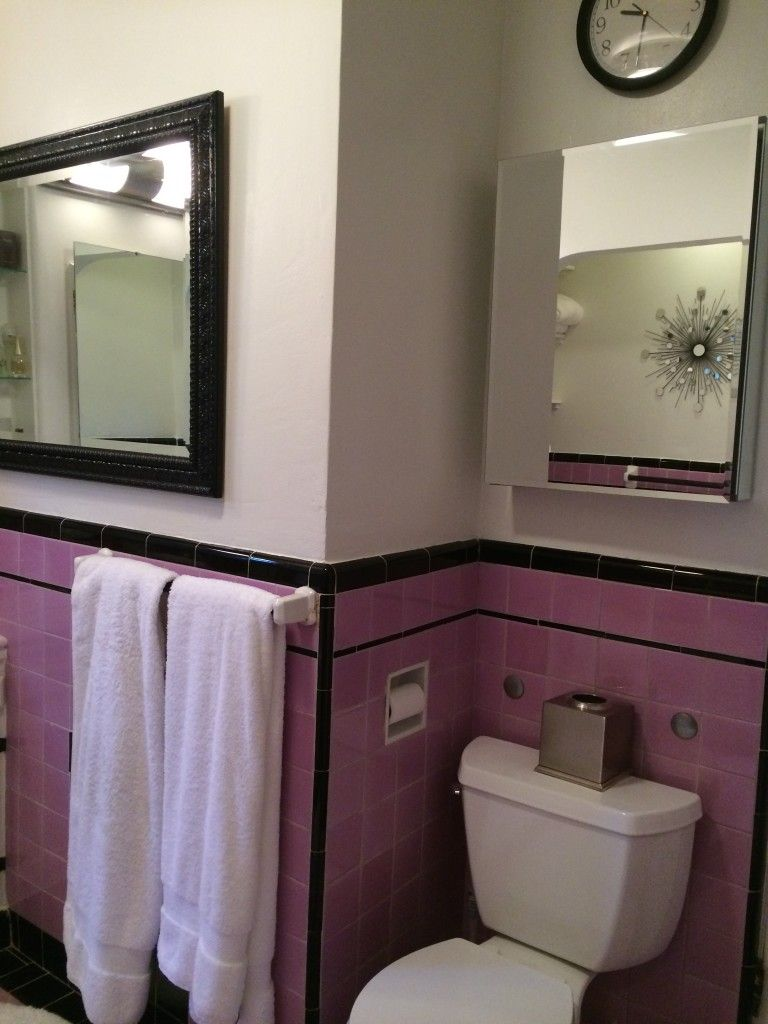 1930s bathroom remodel before and after photos | Beautiful ...