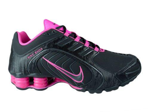 big sale 3894d 1a156 new womens nike shox navina si running shoes trainers black