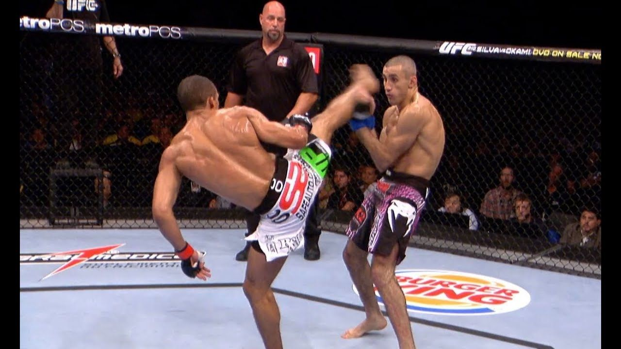 Edson Barboza Top 5 Finishes Mma Workout Ufc Fighters Ufc