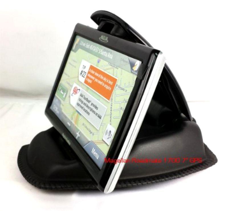GPS Dashboard Mount Car Dash Holder Garmin TomTom Via Go Portable Friction Stand