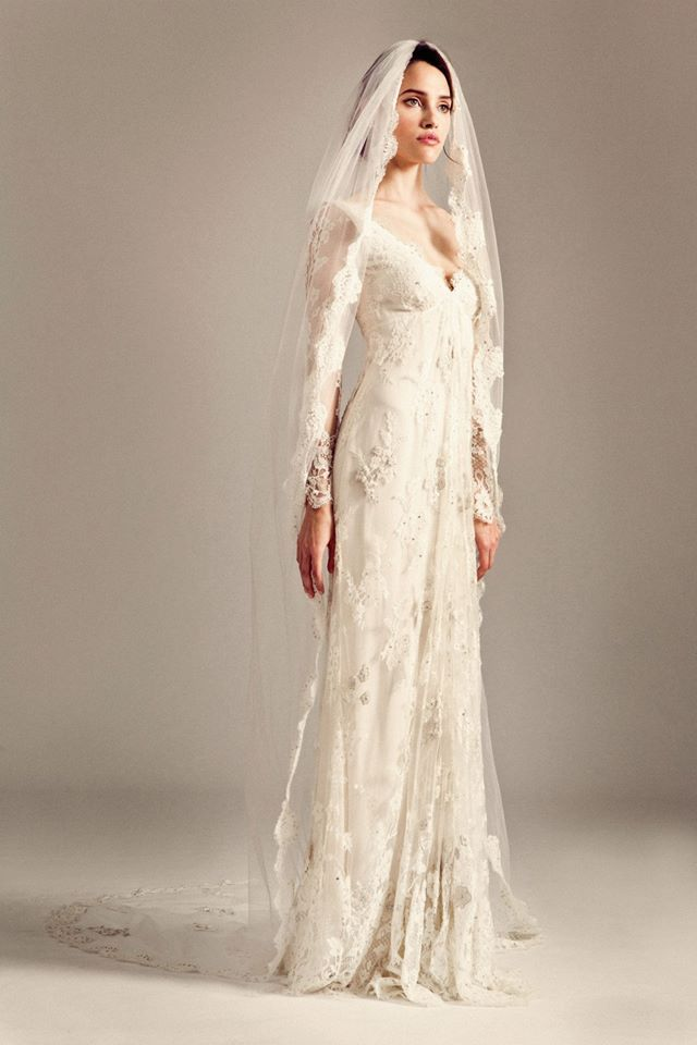 Can\'t Get Enough of these Temperley London Wedding Dresses   Wedding ...