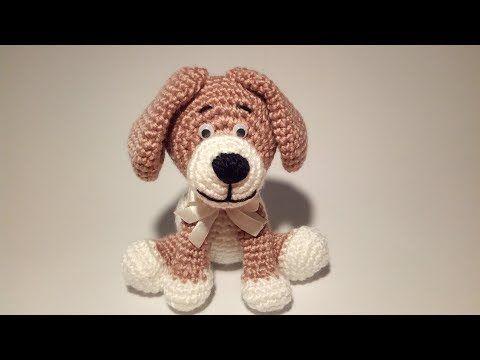 Amigurumi Tutorial Animali : Cagnolino amigurumi tutorial dog crochet perro crochet
