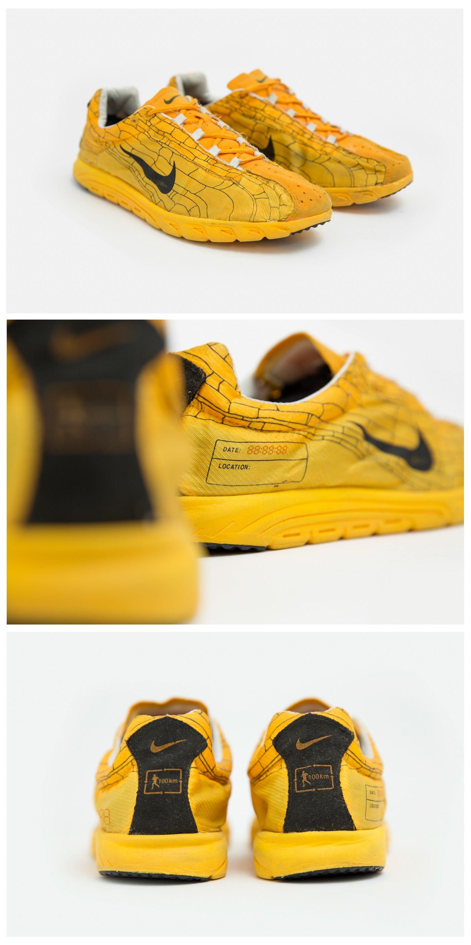 A Brief History: Nike Mayfly
