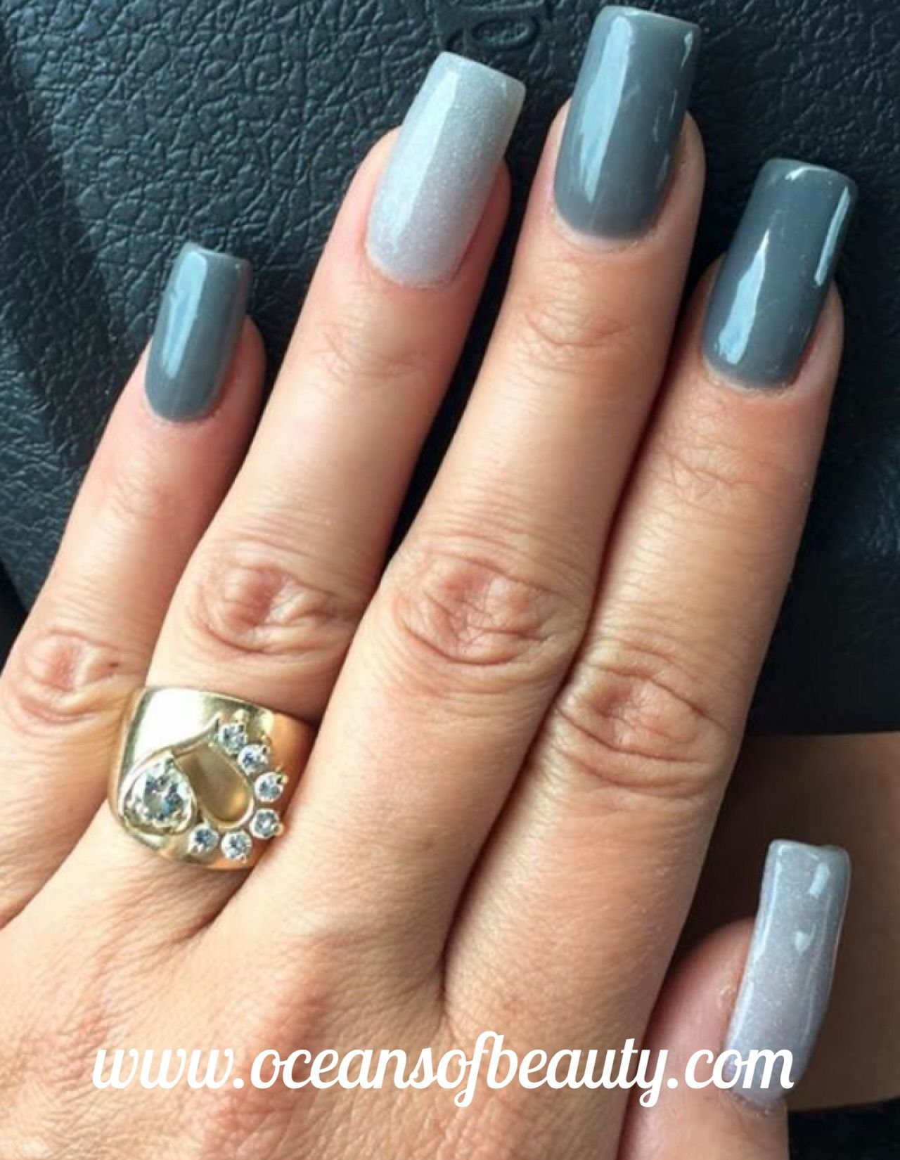 Pin by Sparkle & Co  Luxe Nails on EZ Dip Powder Nails in