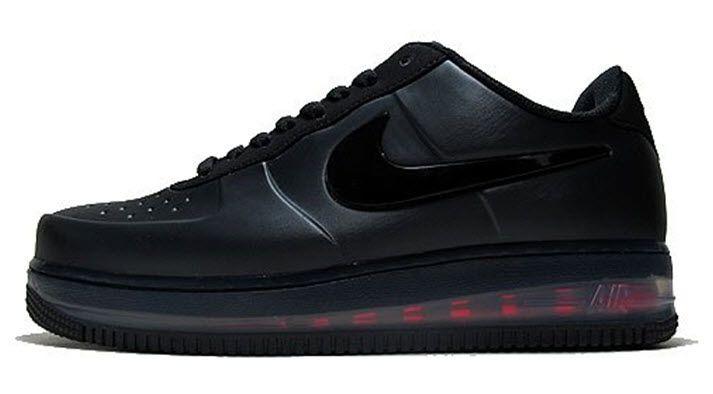 Nike Air Force 1 Low Foamposite / Black