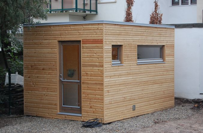 Außensauna moderne außensauna vikingwood eu kaminöfen