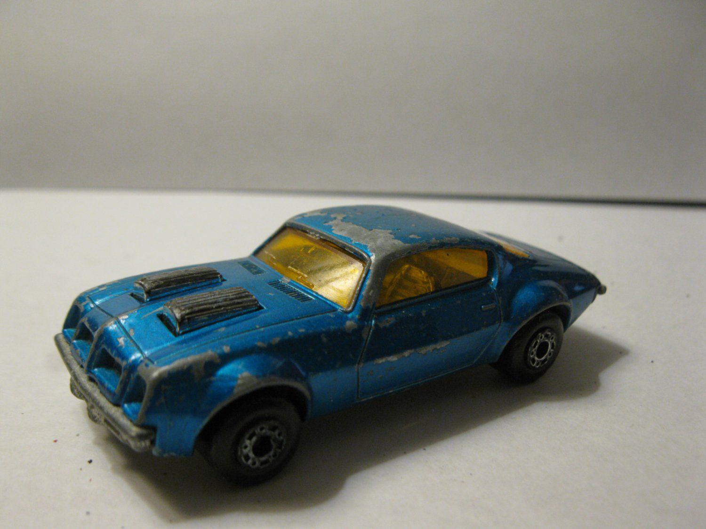 1975+MatchBox+/+Lesney+SuperFast+4+Pontiac+Firebird+