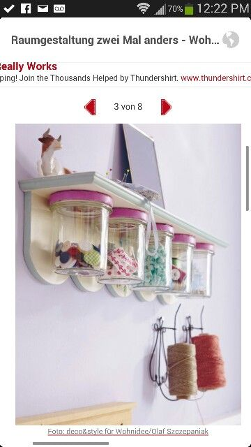 Schraubgläser Ikea do this for snaps sewing room ideas organizations