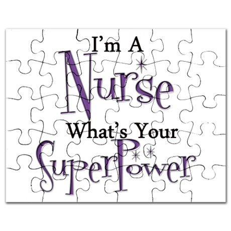 Super Nurse Puzzle