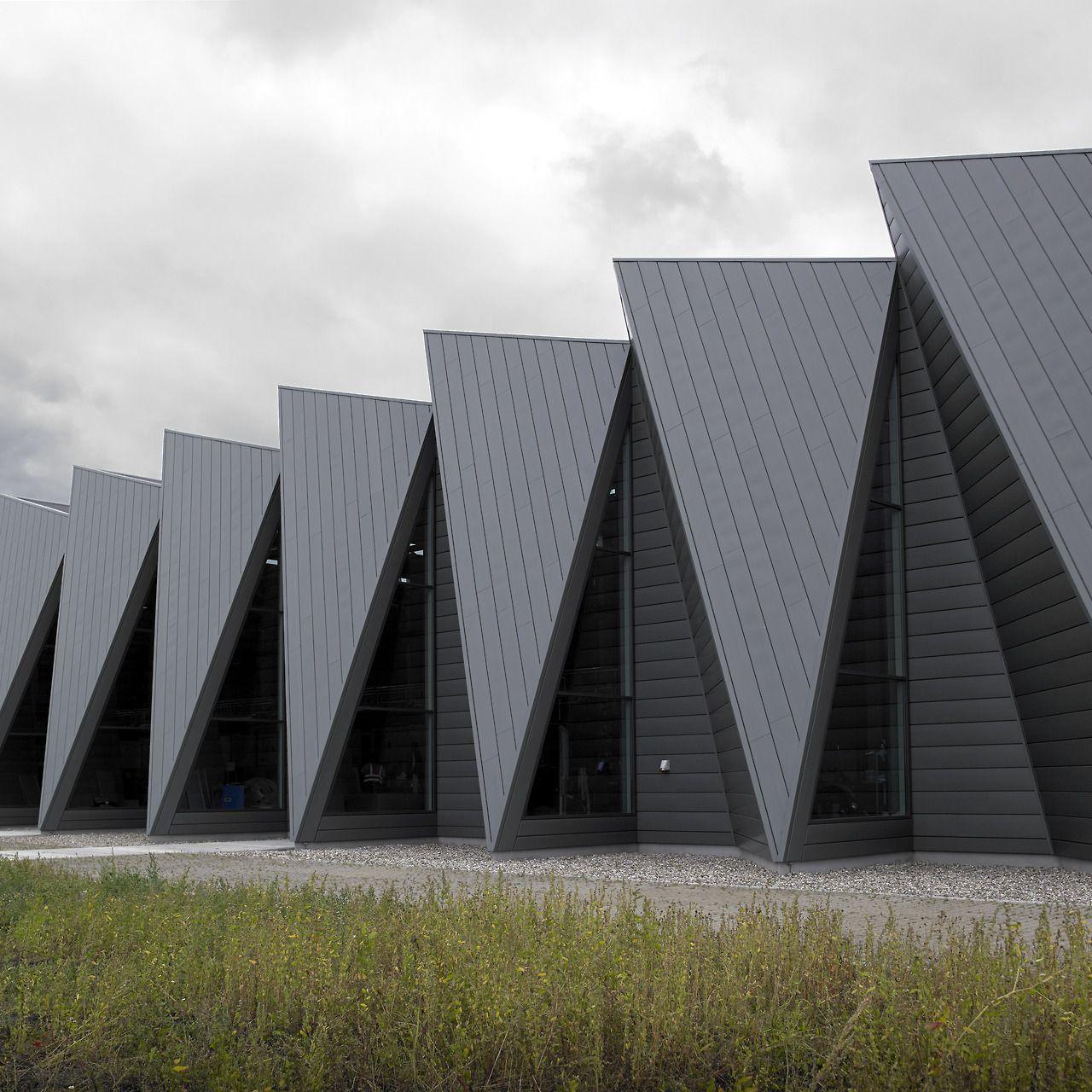 Amazing Architecture Magazine: Architecture By CFMøller, Denmark. #allgoodthingsdanish