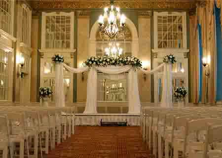 Plastic Decorative Columns For Weddings