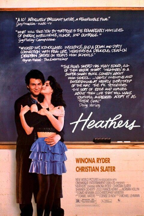 #6733.*  Heathers (1988) ** directed by Michael Lehmann