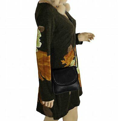 Pequeño bolso de cuero genuino de lujo Bolso de mujer Bolso de hombro | eBay