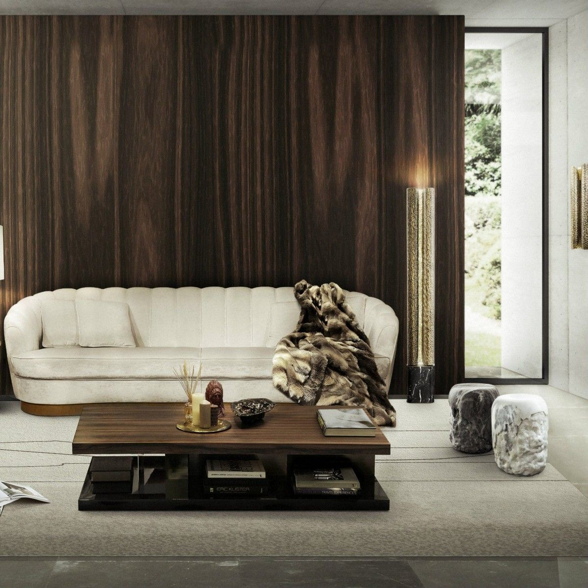 Exclusive Living Room Decor Contemporary Home Furniture Living