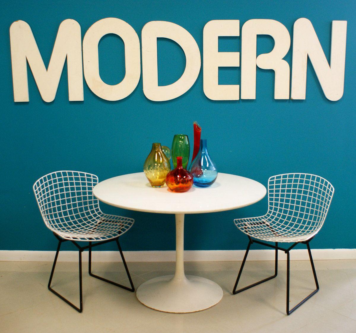 Modern wall art pinterest modern and vintage wood