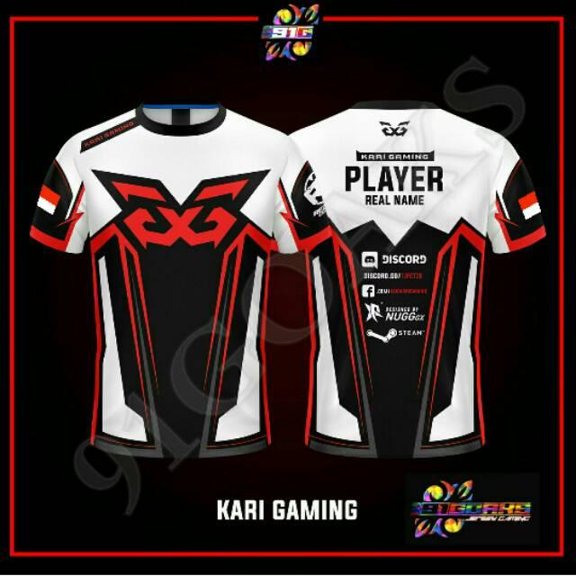 Download Jersey Gaming Google Penelusuran Shirt Template Sport T Shirt Sleeves Clothing