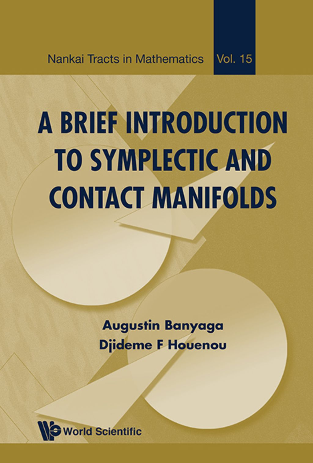 Brief Introduction To Symplectic And Contact Manifolds A Ebook Mathematics Ebook Discrete Mathematics