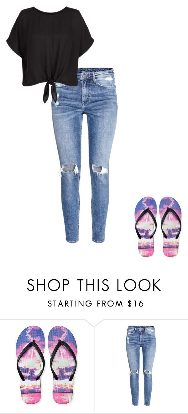 """\wreck me one more time|/"" by bittersweeet-tragedy ❤ liked on Polyvore featuring Aéropostale and H&M"