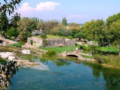 Retour A La Belle Epoque Au Jardin De Saint Adrien A Servian 34