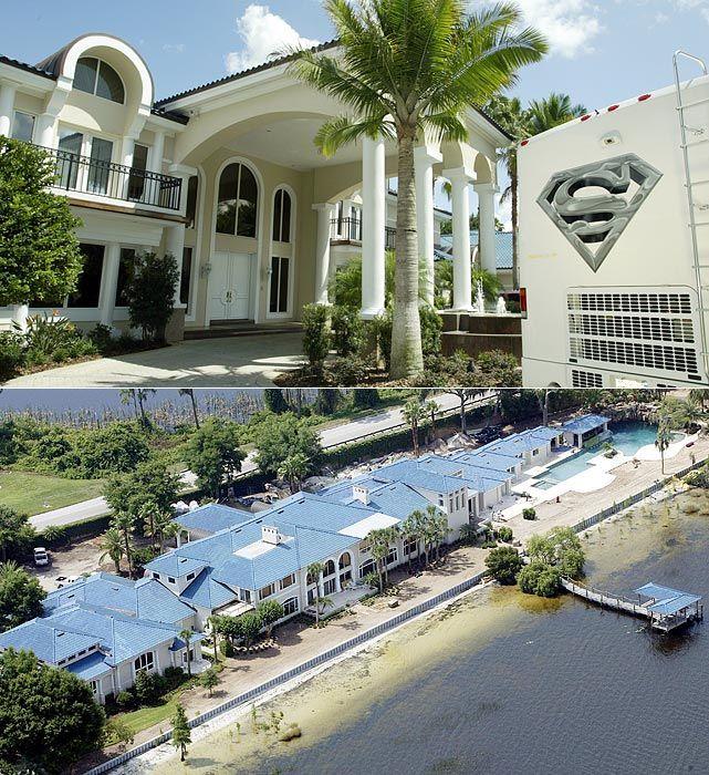 (PICS) SI.com Athletes' Mega Mansions