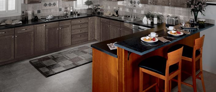 Genial Kitchen Peninsula Cabinets Add A New Layer Of Use To Your Kitchen. Request  A Free Kitchen Cabinet Brochure Today!