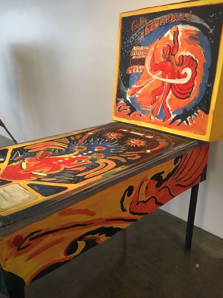 FIREBALL II Pinball Machine Drop Target Set